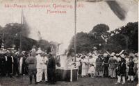 Peace Celebration Gathering, 1919, Mombasa