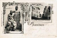Suaheli Girls + Maine Street, Mombasa