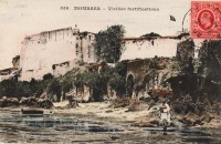 MOMBASA - Vieilles fortifications