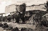 Mombasa, Portuguese Forts