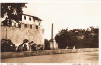 """""""Wavel"""" memorial - Mombasa, Kenya colony"""