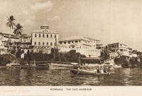 Mombasa - The Old Harbour