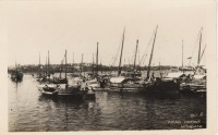 Arab dhows, Mombasa