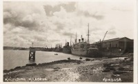 Kilindini Harbour