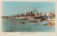Kilindini deep water pier