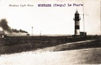 Mombasa light house