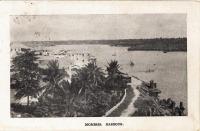 Mombasa harbour
