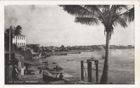 Old harbour, Mombasa