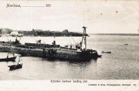 Kilindini Harbour landing pier
