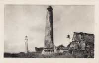 Arab pillar tombs. Malindi