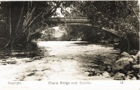 Chania Bridge, near Nairobi B.E.A.