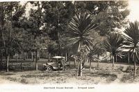 Clairmont House Nairobi - Croquet Lawn