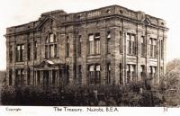 The Treasury,Nairobi (B.E.A.)