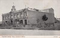THEATRE ROYAL (First Theatre in B.E.A.)