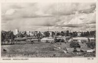 Nairobi. Kenya Colony