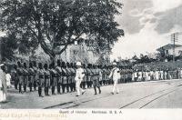 Guard of Honour, Mombasa B.E.A