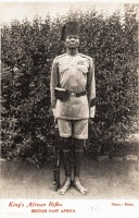 King's African Rifles B.E.A.