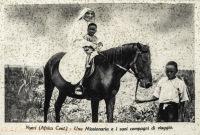 Une Missionaria e i suoi compagni di viaggio