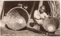 Basket Making, Kenya