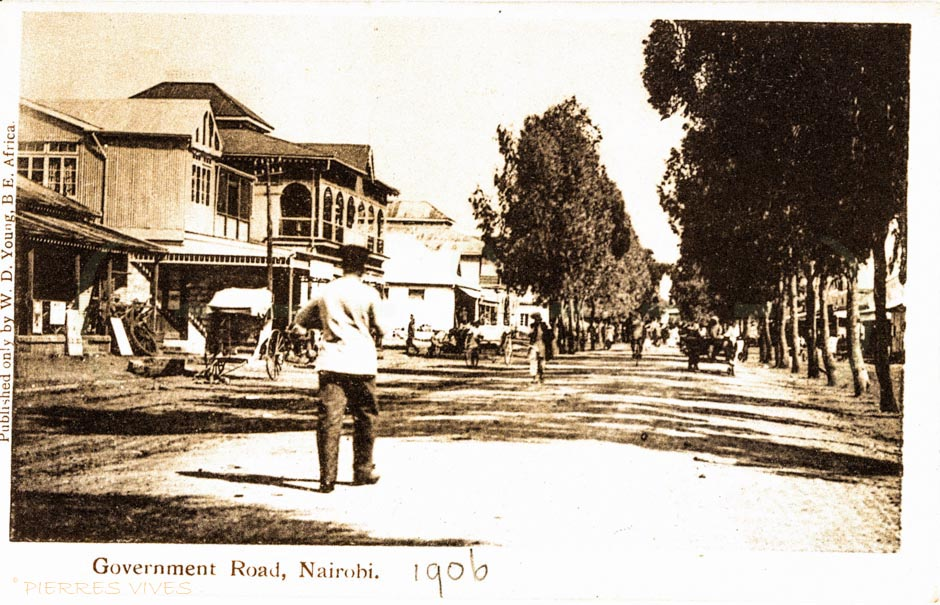 Government Road, Nairobi