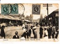 Indian Bazaar, Nairobi B.E.A.