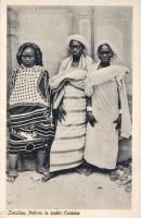 Natives in Arabic Costume