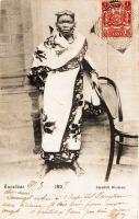 Swahili woman