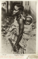 Swahili Mother