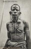 Zanzibar, Native of East-Africa