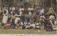 School Girls at Mbweni, Zanzibar