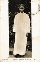 Swahili Nairobi B.E.A.