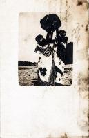 nil (Women wearing Khangas)