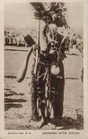 Kavirondo Witch Doctor