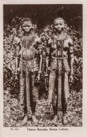 Native Beauties Kenya Colony