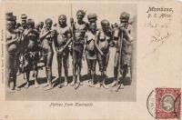 Natives from Kavirondo