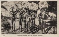 Kavirondo Women (selling cotton, Uganda)