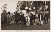 Kikuyu Native Chiefs at Nyeri