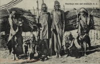Wakiuyu men and women. B.E.A.