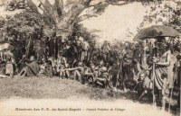 Grand Palabre de Village