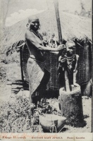 Kikuyu Housewife - BRITISH EAST AFRICA