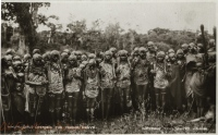 Kikuyu Girls dressed for Ngoma KENYA