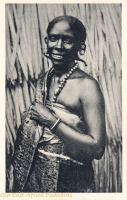 A native girl