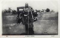 A Masai Woman
