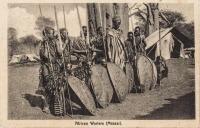 African Wariors (Massai)