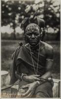 A Kikuyu herdman