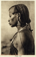 Massai chief