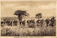 Afrique Orientale - Massaï - Porteuses d'eau