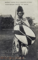 Parade kit of the Grand Medecine-Men in Kenya District