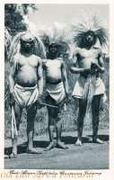 Youth before Circumcision Ceremony