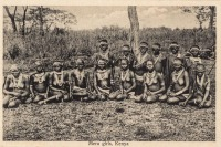 Meru Girls, Kenya